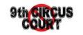 Ban 9th Circus Court Royalty Free Stock Photo