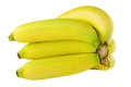 Banana Bunch Stock Photos