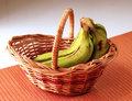 Banana bunch Royalty Free Stock Photo