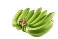 Banana is a fruit that is high in vitamins Royalty Free Stock Photos
