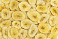 Banana slices background Royalty Free Stock Photo