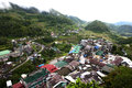Banaue philippines village in northern Stock Photography