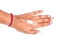 Bandage Royalty Free Stock Photo