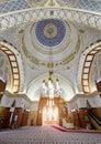 Bandar Seri Begawan,Brunei Darussalam-MARCH 31,2017: Sultan Omar Ali Saifuddin Mosque Royalty Free Stock Photo