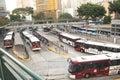 Bandeira Bus Terminal Royalty Free Stock Photo