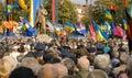 Bandera monument unveiling