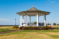 Bandstand at Fort Monroe in Hampton, Virginia Royalty Free Stock Photo