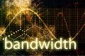 Bandwidth Royalty Free Stock Photo