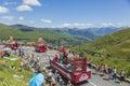 Banette Caravan - Tour de France 2014