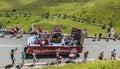 Banette Vehicle - Tour de France 2014