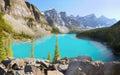Banff National Park, Alberta, Canada Royalty Free Stock Photo