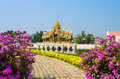 Bang pa in palace park at ayutthaya province thailand Royalty Free Stock Photos