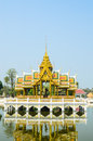 Bang pa in palace park at ayutthaya province thailand Stock Photos