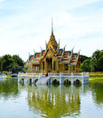 Bang Pa-In Palace in Thailand Stock Photo