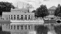 Bang Pa Palace Thailand Royalty Free Stock Photo
