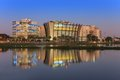 Bangalore india bagmane tech park or silicon valley at Stock Photography