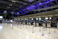 Bangkok airport Stock Image