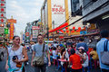 Bangkok China Town Royalty Free Stock Photo