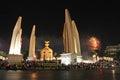 Bangkok de diciembre birthday celebration de rey tailandia Imagen de archivo