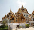 Bangkok Grand Palace Royalty Free Stock Photo
