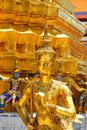 Bangkok kaew phra wat Thailand Zdjęcia Royalty Free