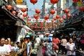 Bangkok, Thailand: Colourful Chinatown