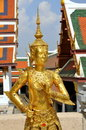 Bangkok, Thailand: Grand Palace Aponsi Stock Images