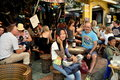 Bangkok, Thailand: Khao San Road Royalty Free Stock Images