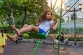 Bangkok thailand march bangkok governor plan to build more public playgrounds children welfare to improve mental health reduce Stock Image