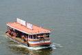Bangkok, Thailand : Passenger boat