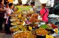 Bangkok, Thailand: Or Tor Kor Food Market Stock Photo