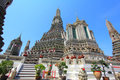 Bangkok Thailand Wat Arun Royalty Free Stock Photo