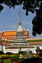 Bangkok, Thailand: Wat Arun, Temple of Dawn Stock Image