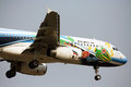 BANGKOKAIRWAY Royalty Free Stock Photo