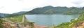 Bangneowdam Reservoir At Phuke...