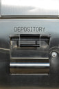 Bank deposit box Stock Photo