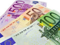 Banknotes - Euro Stock Photos
