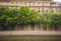 Banks of the Seine, Paris Royalty Free Stock Images