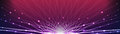 Banner Light Effect Top Space