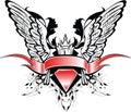 Reklamný formát primárne určený pre použitie na webových stránkach a krídla