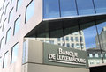 Banque de Luxembourg Stock Photos