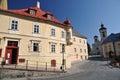 Banska Stiavnica historical mining town