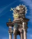 Stĺp Najsvätejšej Trojice v Banskej Štiavnici