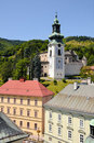 Banska Stiavnica Old castle