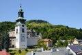 Banska Stiavnica Old castle, Slovakia