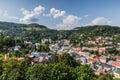 Banska Stiavnica Slovakia city .