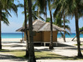 Bantayan island Royalty Free Stock Photo