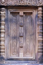 Banteay Srei- Angkor, Cambogia Immagine Stock Libera da Diritti