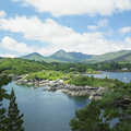 Bantry Bay Royalty Free Stock Photo