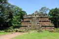 Baphuon temple, Angkor Thom, Royalty Free Stock Images